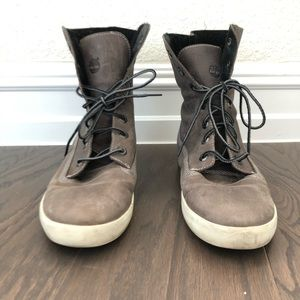 Timberland Lace Up Winter Boot